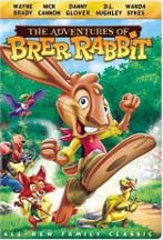 ADVENTURES OF BRER RABBIT, THE cover image