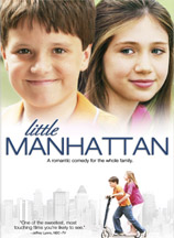 LITTLE MANHATTAN cover image