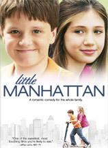 LITTLE MANHATTAN cover image
