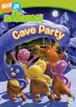 BACKYARDIGANS: THE CAVE PARTY cover image