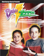 BRAIN ZAPPED cover image