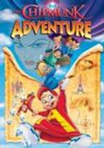ALVIN AND THE CHIPMUNKS: THE CHIPMUNK ADVENTURE cover image