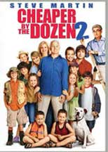 CHEAPER BY THE DOZEN 2 cover image