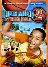 LIKE MIKE 2: STREET BALL cover image