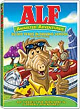 ALF ANIMATED cover image