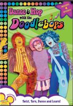 DOODLEBOPS: DANCE & HOP cover image