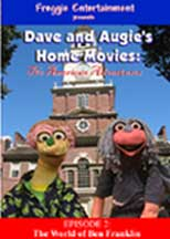 ADVENTURES OF DAVE AND AUGIE: BEN FRANKLIN cover image