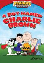 BOY NAMED CHARLIE BROWN, A cover image