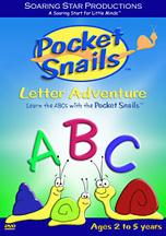 POCKET SNAILS: LETTER ADVENTURE cover image