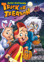 ALVIN AND THE CHIPMUNKS: TRICK OR TREASON cover image