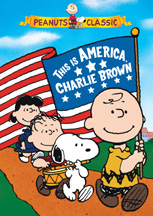 THIS IS AMERICA, CHARLIE BROWN cover image