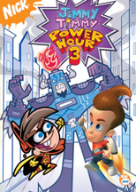 JIMMY TIMMY POWER HOUR 3 cover image