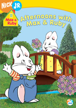 MAX & RUBY: AFTERNOONS WITH MAX & RUBY cover image