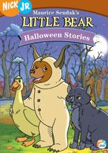 LITTLE BEAR: HALLOWEEN STORIES cover image