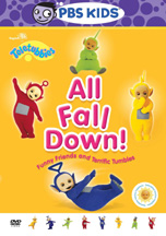 TELETUBBIES: ALL FALL DOWN: FUNNY FRIENDS AND TERRIFIC TUMBLES cover image