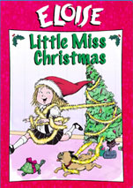 ELOISE: LITTLE MISS CHRISTMAS cover image
