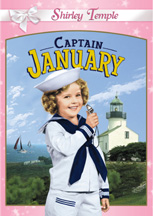 SHIRLEY TEMPLE: CAPTAIN JANUARY cover image