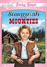 SHIRLEY TEMPLE: SUSANNAH OF THE MOUNTIES cover image