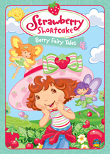 STRAWBERRY SHORTCAKE: BERRY FAIRY TALES cover image
