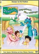 DRAGON TALES: EXPERIENCE NEW THINGS cover image