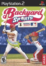 BACKYARD BASEBALL 2007 cover image