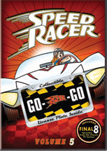 SPEED RACER VOLUME 5 cover image