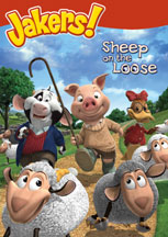 JAKERS!: SHEEP ON THE LOOSE cover image