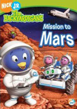 BACKYARDIGANS: MISSION TO MARS cover image