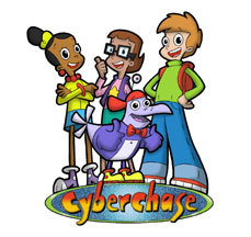 CYBERCHASE: A CLEAN SWEEP cover image