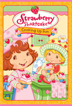 STRAWBERRY SHORTCAKE: COOKING UP FUN cover image