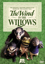 WIND IN THE WILLOWS cover image