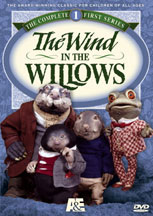 WIND IN THE WILLOWS - THE COMPLETE FIRST SERIES cover image
