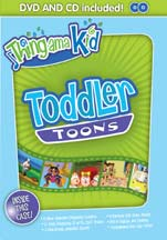 THINGAMAKID TODDLER TOONS cover image
