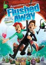 FLUSHED AWAY cover image