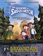 LEGEND OF SASQUATCH, THE cover image