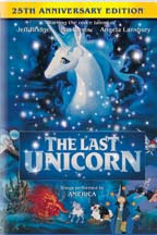 LAST UNICORN, THE - 25TH ANNIVERSARY EDITION cover image