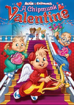 ALVIN AND THE CHIPMUNKS: A CHIPMUNK VALENTINE cover image