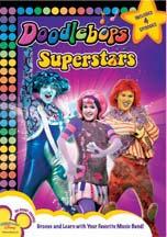 DOODLEBOP SUPERSTARS cover image