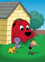 CLIFFORD THE BIG RED DOG: DOGHOUSE ADVENTURES cover image