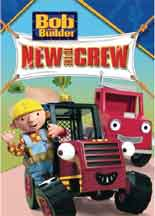 BOB THE BUILDER: NEW TO THE CREW cover image