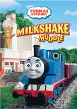 THOMAS & FRIENDS: MILKSHAKE MUDDLE cover image