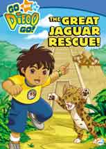 GO DIEGO GO: THE GREAT JAGUAR RESCUE cover image
