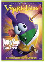 VEGGIE TALES: LARRYBOY AND THE BAD APPLE cover image