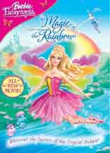 BARBIE FAIRYTOPIA: THE MAGIC OF THE RAINBOW cover image