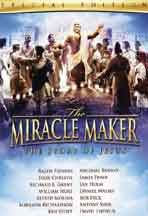 MIRACLE MAKER, THE: THE STORY OF JESUS (SPECIAL EDITION) cover image