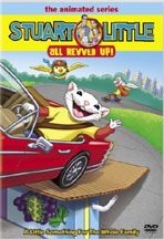 STUART LITTLE: ALL REVVED UP! cover image
