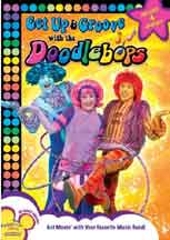 DOODLEBOPS: GET UP AND GROOVE WITH THE DOODLEBOPS cover image