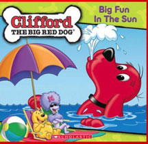 CLIFFORD BIG FUN IN THE SUN cover image