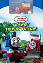 THOMAS & FRIENDS: TRUSTY FRIENDS cover image