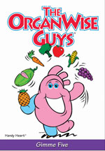 ORGANWISE GUYS, THE: GIMME FIVE